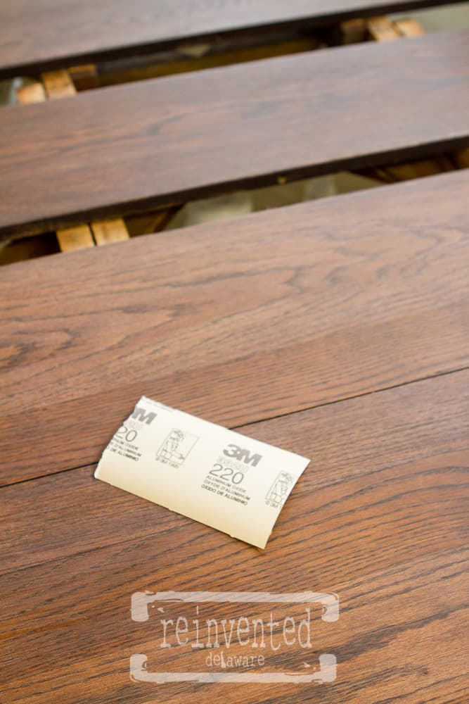 Early 1900's Dining Table and Chairs Refinishing Series – Part Two