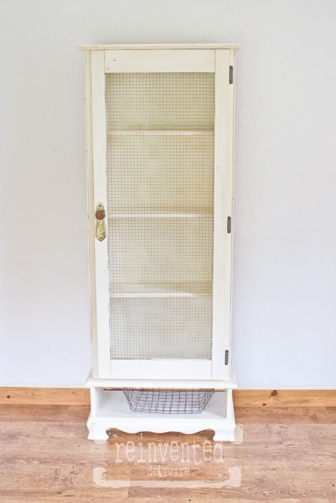 Gun Cabinet with a New Purpose
