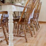 An Easy Way to Bring the Farmhouse Touch to Your Home – Our Dining Table Makeover
