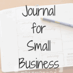 Bullet Journal for Small Business | Part Two