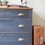 Repairing Drawers on an Antique Dresser