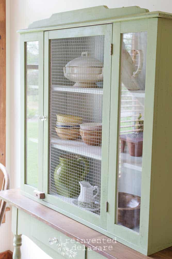 antique hutch makeover-40-1