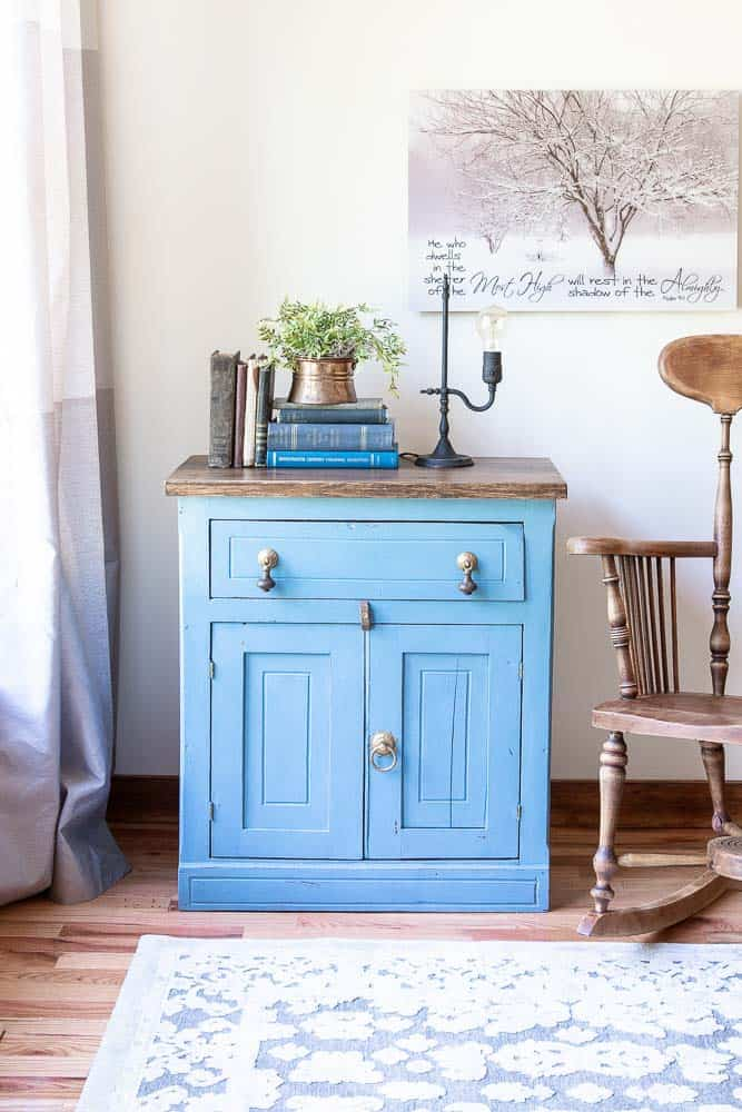 How to Apply Milk Paint