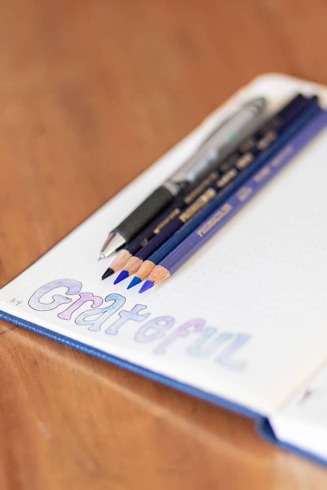 Bullet Journal 2020 February