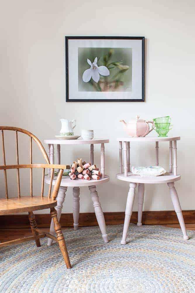 Sweet Little Side Tables