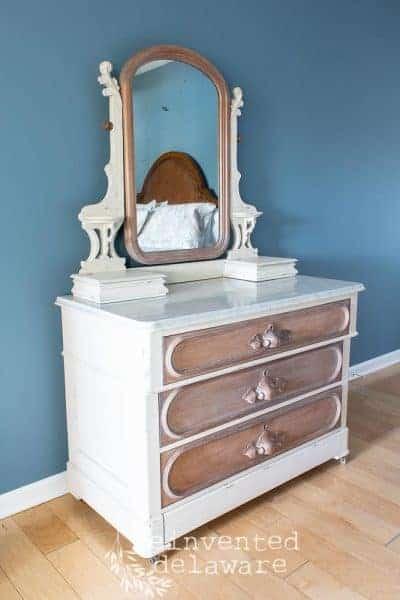 Furniture Makeover | Gentlemen's Dresser