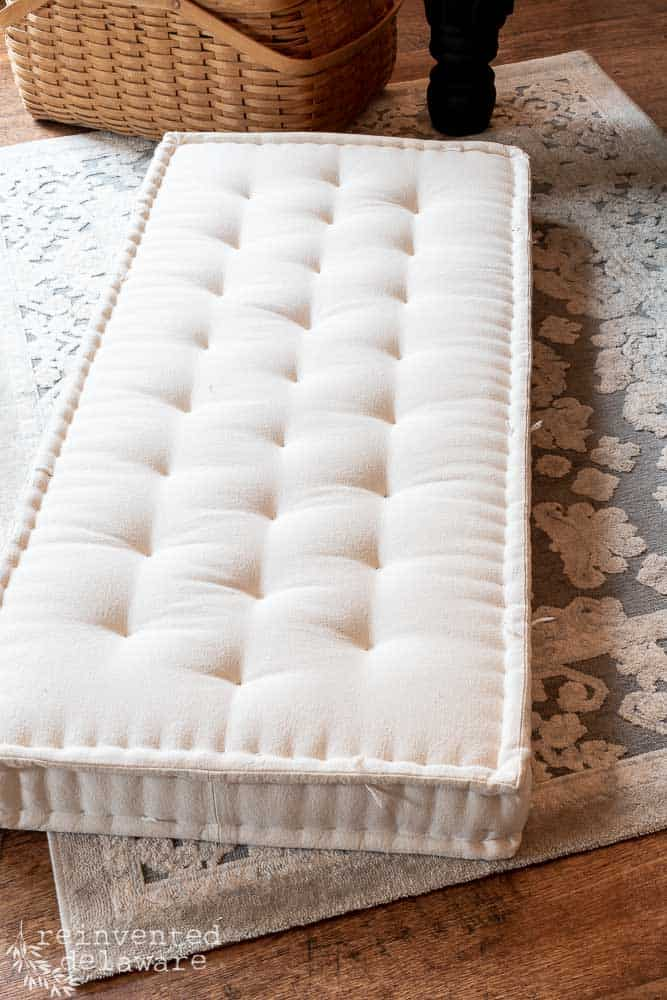 Tufted Cushion Part Two