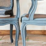 Repairing Furniture | Italian Caned Chairs