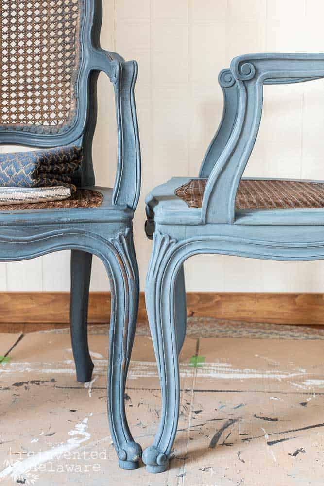 Repairing Furniture | Italian Caned Chairs