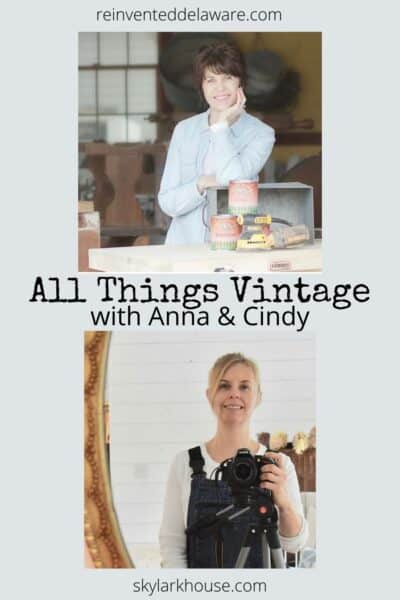 All Things Vintage | IGTV with Anna