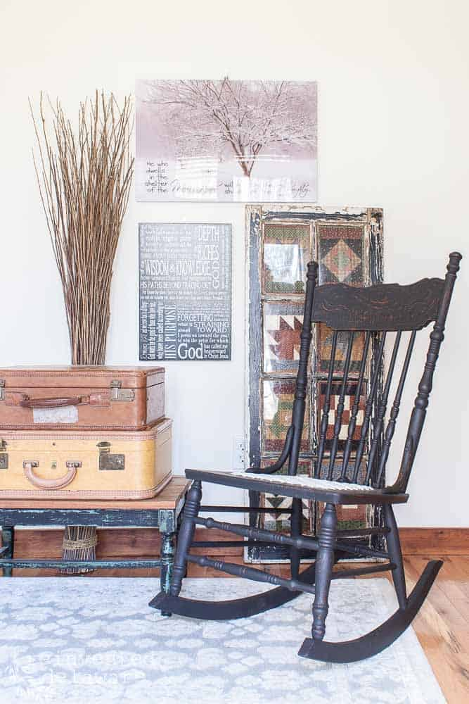 Repairing Caned Chairs | An Alternative Method