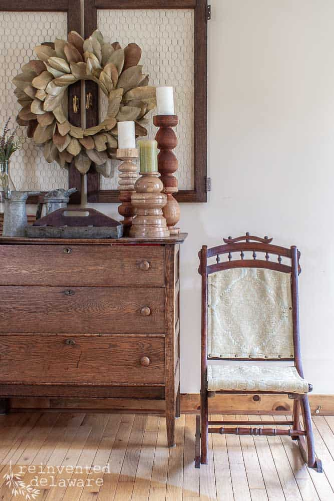 Rocking Chair Upholstery | Eastlake Rocker
