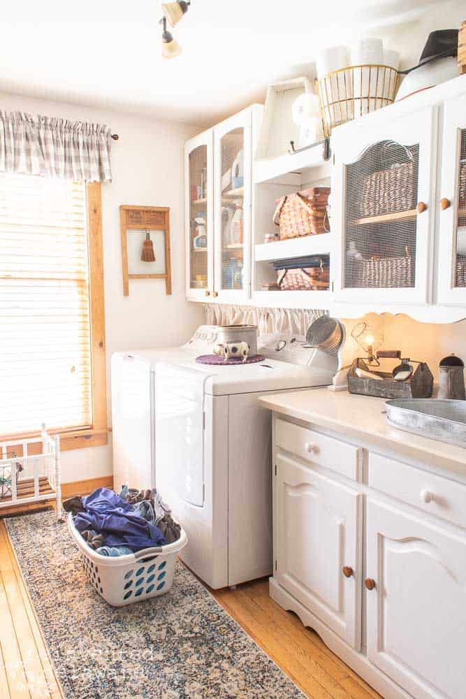 Create a Functional Laundry Room