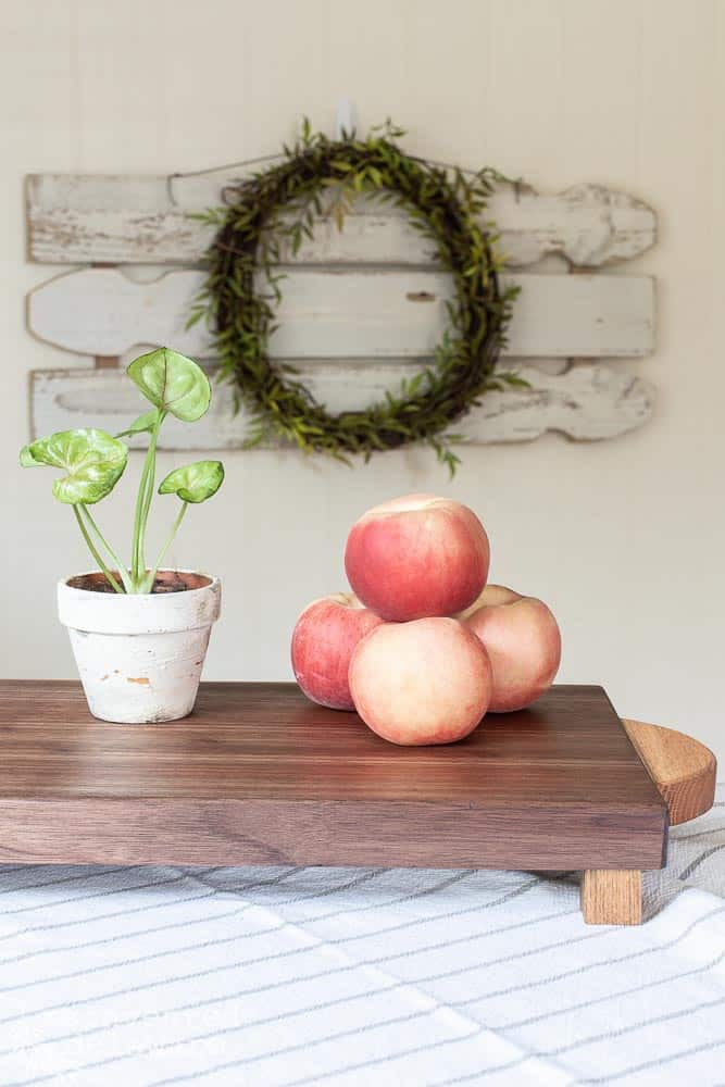 Easy Way to Maintain Your Wood Cutting Board