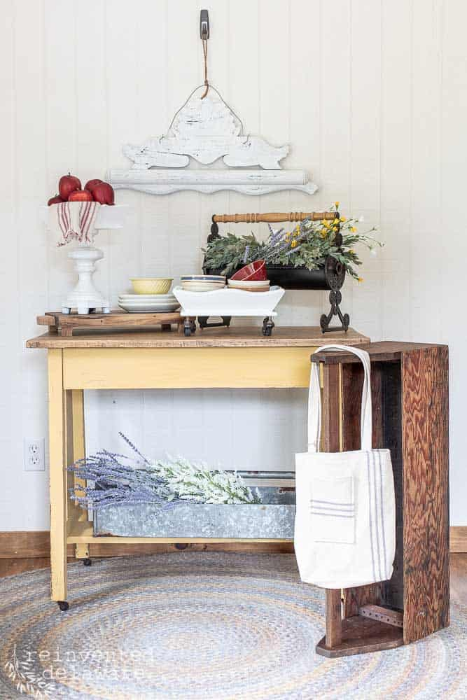 Repurposed and Creative Home Decor